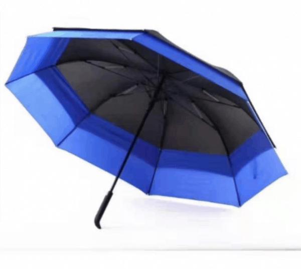 Promotional Umbrellas LoGU Extendable Ribs Auto Fibrestorm golf logo umbrellas