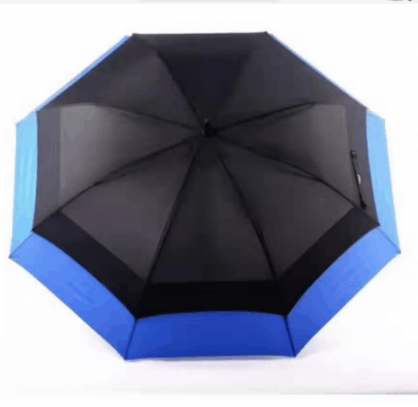 Promotional Umbrellas LoGU Extendable Ribs Auto Fibrestorm golf logo umbrellas Canopy