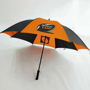 Branded Umbrellas - Fibreglass Golf Umbrella by Logo Umbrellas