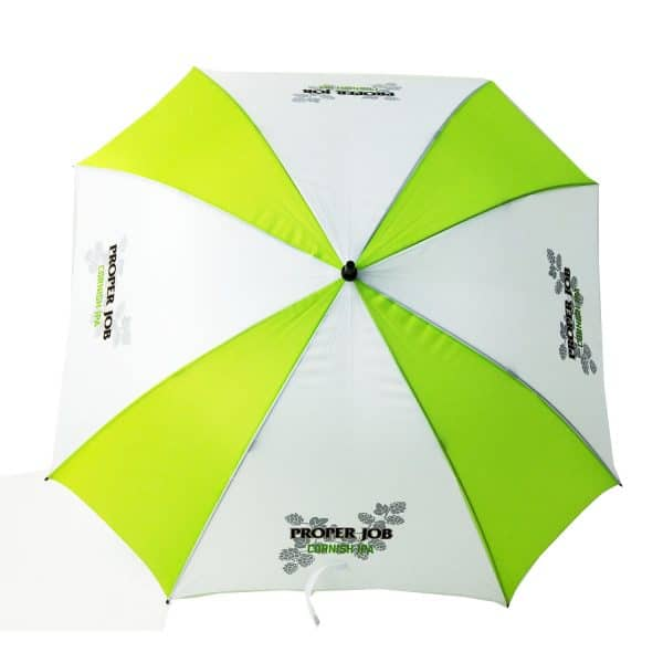 Printed Umbrellas - LoGU Fibreglass Square Golf - Canopy