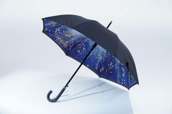 Printed Umbrellas LoGU Fibreglass Automatic City Walker