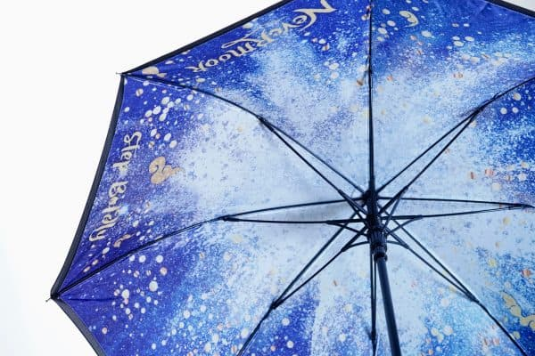Branded Umbrellas LoGU Fibreglass Automatic City Walker Ribs