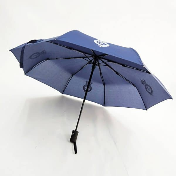 Promotional Umbrellas – LoGU Telescopic Fibrestorm Telescopic Umbrellas
