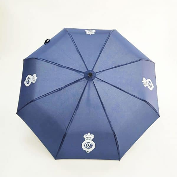 Promotional Umbrellas – LoGU Telescopic Fibrestorm Telescopic Umbrellas - Canopy