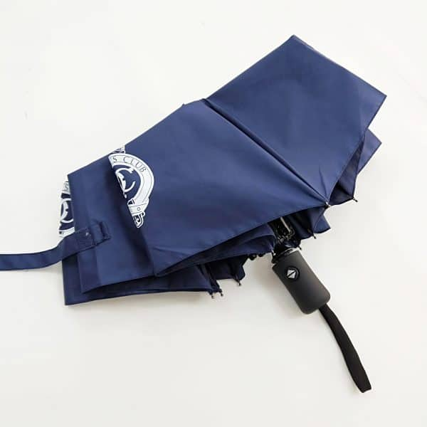 Promotional Umbrellas – LoGU Telescopic Fibrestorm Telescopic Umbrellas - Closed