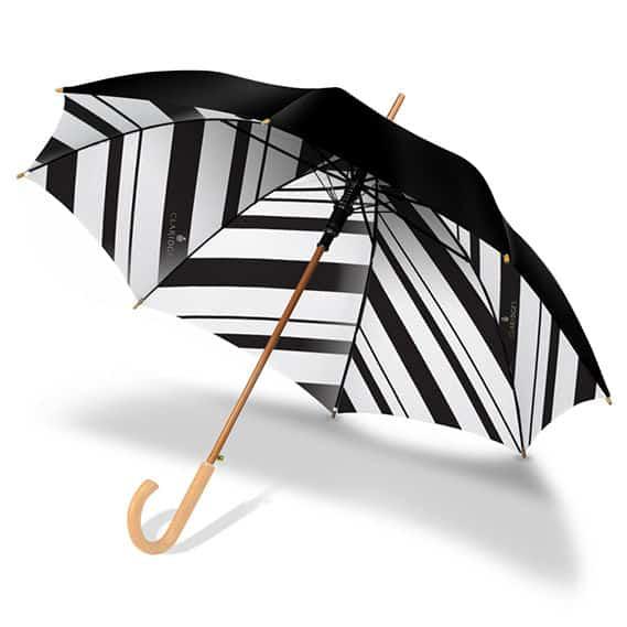 Printed Umbrellas - Wooden Walker - premium