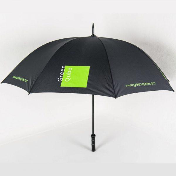 Classic Golf Branded Umbrella from Logo Umbrellas