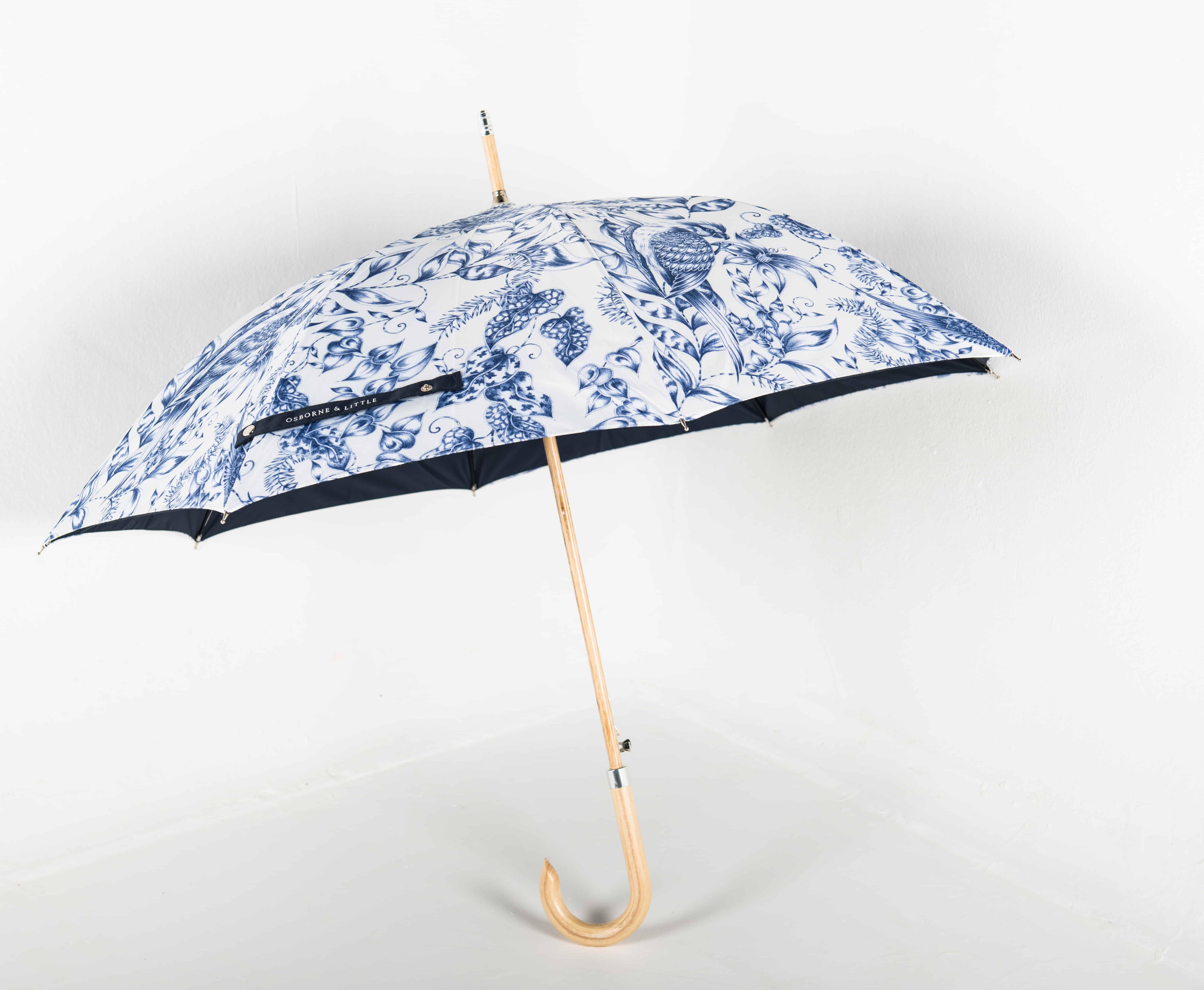 Logo umbrellas All Over Printing