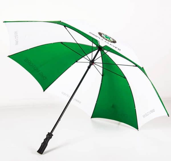 logo umbrellas golf umbrella