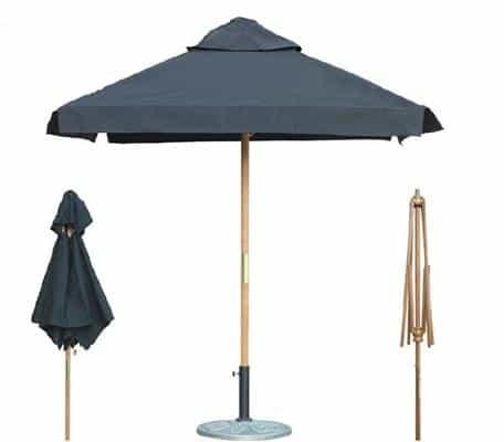 Umbrellas & Parasols Coffee Shop Branded Parasol