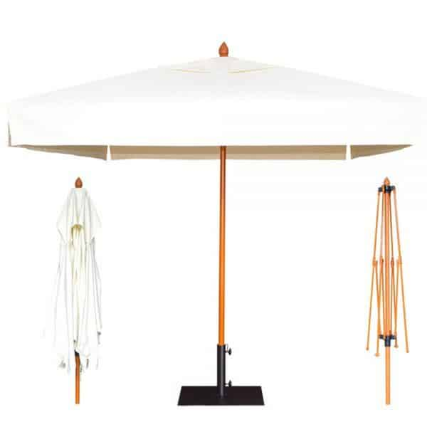 Logo umbrellas Promotional cafe parasol