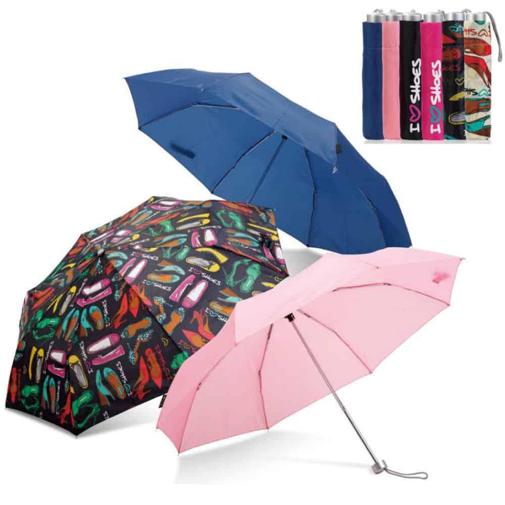 Super Mini Telescopic Promotional Umbrellas