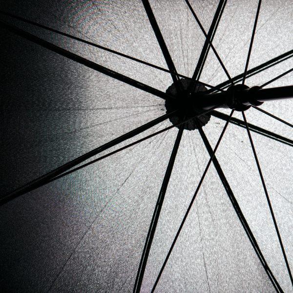 Class logo umbrellas