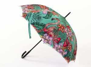LoGU Walker Umbrella logo
