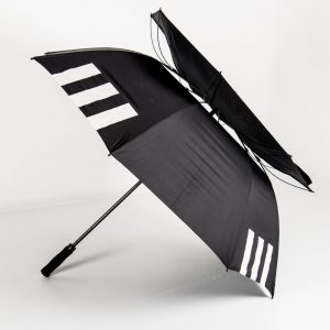 LOGU VENTED AUTOMATIC FIBRESTORM® GOLF UMBRELLA