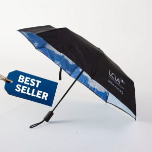 Auto open Telescopic Branded Umbrellas