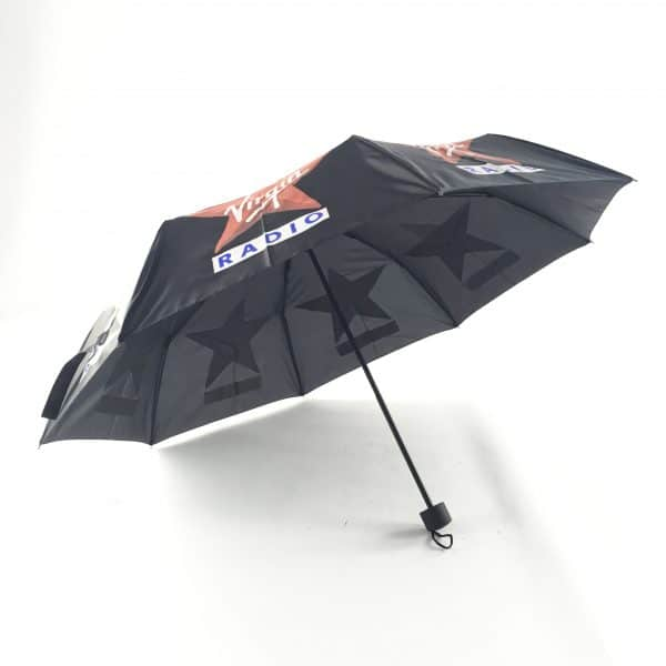 Printed Umbrellas - Manual Telescopic
