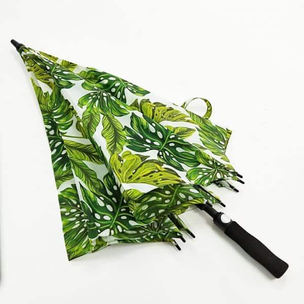Printed Umbrellas - Budget Fibreglass Golf Automatic - Closed