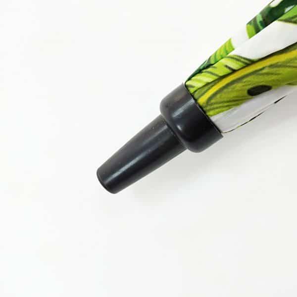 Printed Umbrellas - Budget Fibreglass Golf Automatic - End Tip
