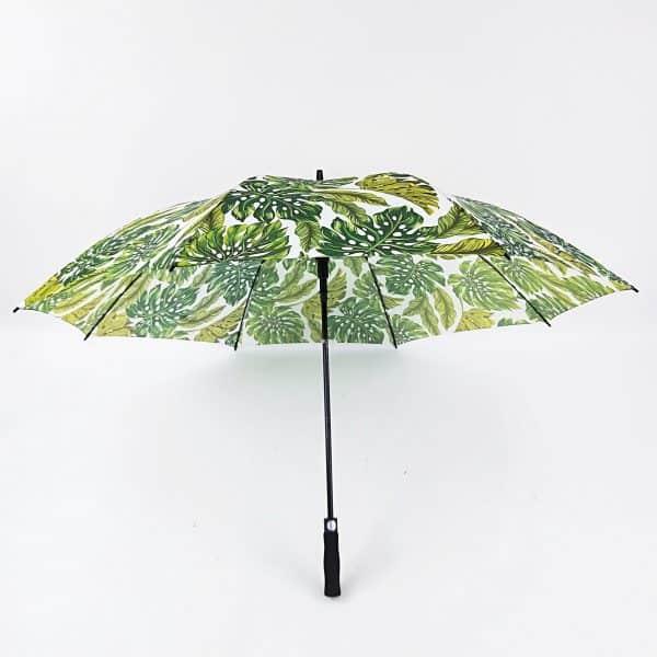 Printed Umbrellas - Budget Fibreglass Golf Automatic